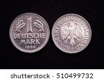 Old Coin 1 German Mark