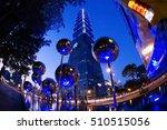 taipei taiwan   november 5 ... | Shutterstock . vector #510515056