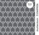abstract vector pattern...   Shutterstock .eps vector #510689836