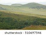 russia. khakassia. western... | Shutterstock . vector #510697546