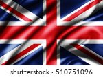 United Kingdom Flag Of Silk  3...