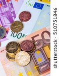 Euros Of Various Denominations