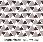 abstract triangle. vector...   Shutterstock .eps vector #510795352