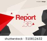 vector layout design template... | Shutterstock .eps vector #510812632