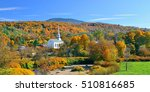Stowe Panorama In Autumn With...