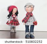 Handmade Rag Dolls With Natura...