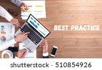 best practice concept | Shutterstock . vector #510854926