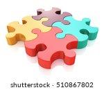 creative business  office ...   Shutterstock . vector #510867802