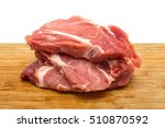 meat on the board | Shutterstock . vector #510870592