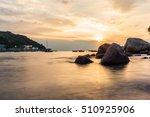 Sunset On The Harbor Of Lamma...