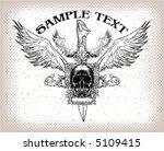 vintage emblem | Shutterstock .eps vector #5109415