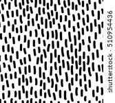 hand drawn seamless  pattern ... | Shutterstock .eps vector #510954436