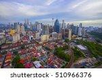 kuala lumpur skyline | Shutterstock . vector #510966376