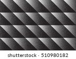 vector hand made dotwork... | Shutterstock .eps vector #510980182