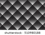 vector hand made dotwork... | Shutterstock .eps vector #510980188