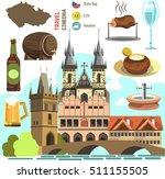 Czech Republic Culture Symbol...
