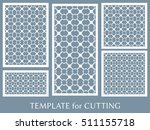wedding invitation  greeting... | Shutterstock .eps vector #511155718