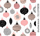 seamless repeating pattern with ... | Shutterstock .eps vector #511195858