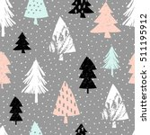 Seamless Repeating Pattern Wit...