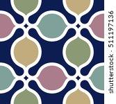 vector pattern design  floral... | Shutterstock .eps vector #511197136