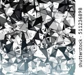 black break mosaic background ... | Shutterstock .eps vector #511236898