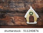 Christmas Gingerbread House On...