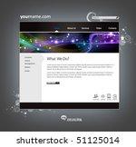 business web site design...   Shutterstock .eps vector #51125014