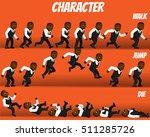 game kits adventure  character... | Shutterstock .eps vector #511285726