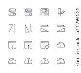 multimedia icons   Shutterstock .eps vector #511294522