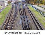 lithuania   nov 04  train... | Shutterstock . vector #511296196
