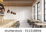 bar interior with counter ... | Shutterstock . vector #511318846