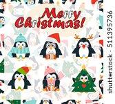 vector cartoon greeting card | Shutterstock .eps vector #511395736