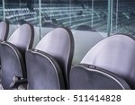 seating rows in a stadium with... | Shutterstock . vector #511414828