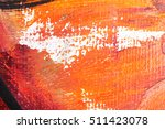artists oil paints multicolored ... | Shutterstock . vector #511423078