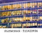 people working at office... | Shutterstock . vector #511423936