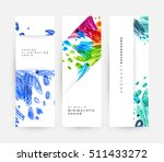 set of hand drawn universal... | Shutterstock .eps vector #511433272