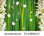 flower backdrop | Shutterstock . vector #511480612