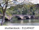stone bridge over cumberland... | Shutterstock . vector #51149437