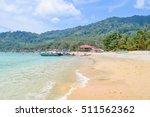 tioman island malaysia  ... | Shutterstock . vector #511562362