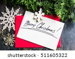 gift boxes and cards for... | Shutterstock . vector #511605322