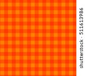 pattern picnic tablecloth... | Shutterstock .eps vector #511613986