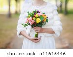 wedding bouquet | Shutterstock . vector #511616446