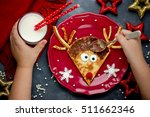 Reindeer Pancakes Funny And...
