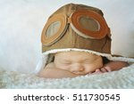 sweet little baby dreaming of... | Shutterstock . vector #511730545