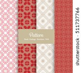 Vector Pattern Set For Package...