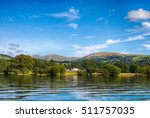 windermere  lake district... | Shutterstock . vector #511757035