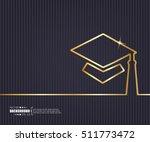 abstract creative concept... | Shutterstock .eps vector #511773472