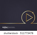 abstract creative concept... | Shutterstock .eps vector #511773478