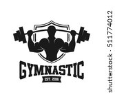 Gym Logo  Fitness Logo
