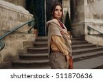 high fashion clothing.... | Shutterstock . vector #511870636